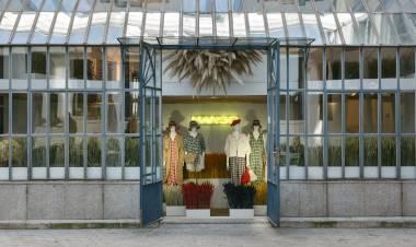 MANGO PRÄSENTIERT SEINE F/S 19-KOLLEKTION IM RAHMEN EINES DIALOGS ZWISCHEN KUNST UND MODE