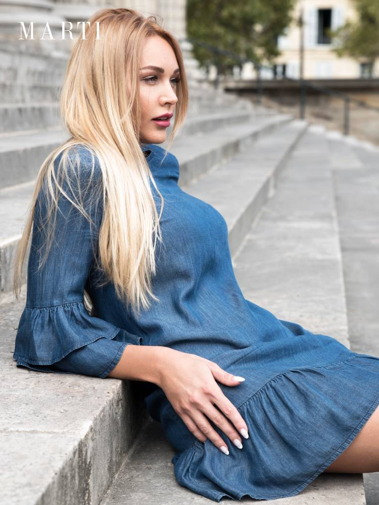 Christina V Henningstad: Urban Elegance