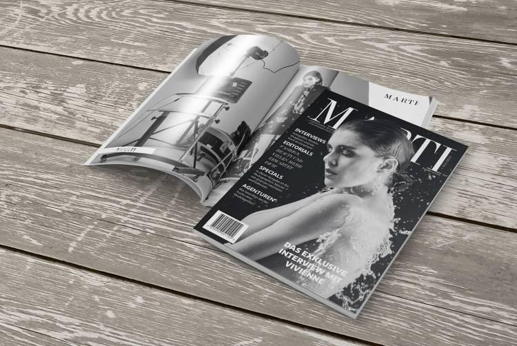 Das neue Magazin ist da!