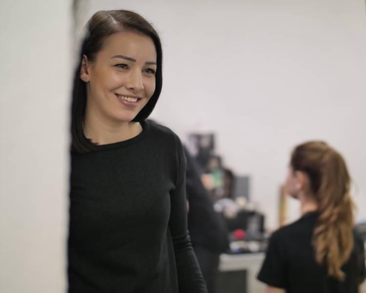 Sarah Gmür im Interview